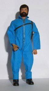 Geyperman mono de cremallera azul