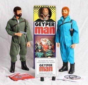 Figura básica de Geyperman primera generación