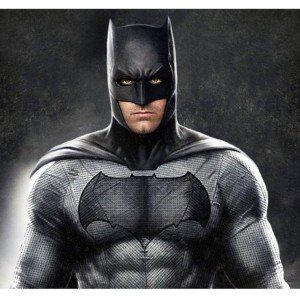 Batman en la película