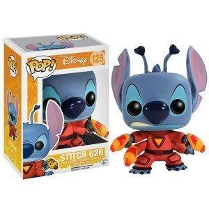 Stitch en caja Funko Pop