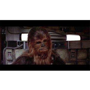 Chewbacca en la película