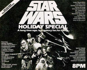 Foto programa de televisión Star Wars Holiday Special