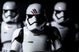 Foto Finn Star Wars