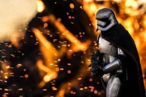 Foto Phasma Star Wars
