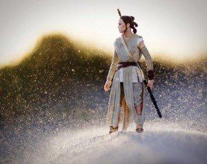 Foto Rey en Star Wars