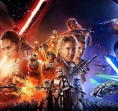 Foto película Star Wars