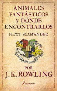 Foto portada libro Animales Fantásticos y dónde encontrarlos escrito por J.K.Rowling