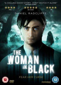 Foto portada película The Woman in black con Daniel Radcliffe de protagonista