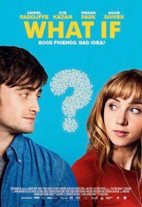 Portada película What if, con Daniel Radcliffe de protagonista