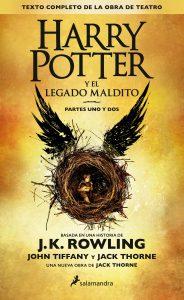 Foto portada del libro Harry Potter y el legado maldito