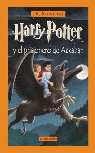 Foto portada libro Harry Potter y el prisionero de Azkaban
