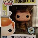 """Foto figura Número 18 """"Jaime Lannister"""" de la colección Freddy Funko"""
