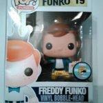 """Foto figura Número 19 """"Ace Ventura"""" de la colección Freddy Funko"""