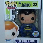 """Foto figura Número 22 """"Batman"""" de la colección Freddy Funko"""