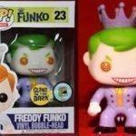 """Foto figura Número 23 """"Joker"""" de la colección Freddy Funko"""