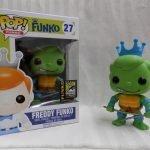 """Foto figura Número 27 """"Leonardo"""" de la colección Freddy Funko"""