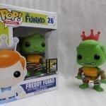 """Foto figura Número 26 """"Raphael"""" de la colección Freddy Funko"""
