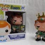 """Foto figura Número 27 """"Dr. Peter Venkman"""" de la colección Freddy Funko"""