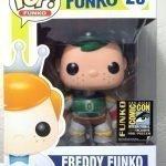 """Foto figura Número 28 """"Boba Fett"""" de la colección Freddy Funko"""