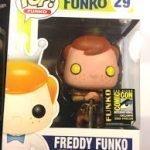 """Foto figura Número 29 """"Heimdall"""" de la colección Freddy Funko"""