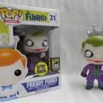 "Foto figura Número 31 ""The Dark Knight Joker"" de la colección Freddy Funko"