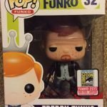 """Foto figura Número 32 """"Bloody Daryl Dixon"""" de la colección Freddy Funko"""