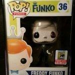 """Foto figura Número 36 """"Grinning Jack Skellington"""" de la colección Freddy Funko"""