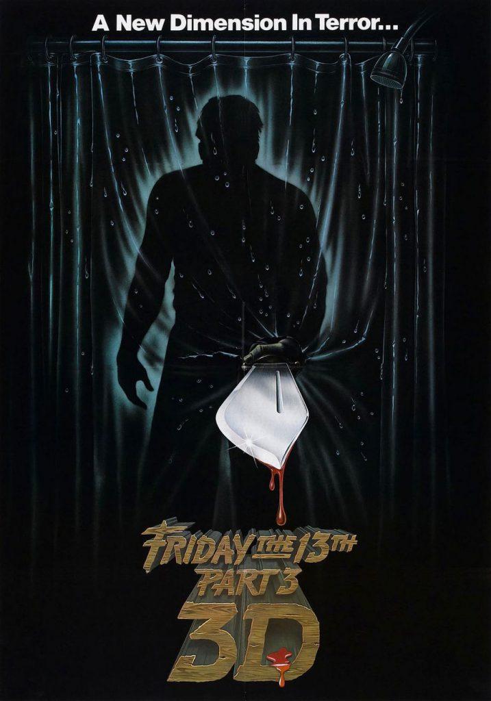 Foto del póster de la película Viernes 13 parte III