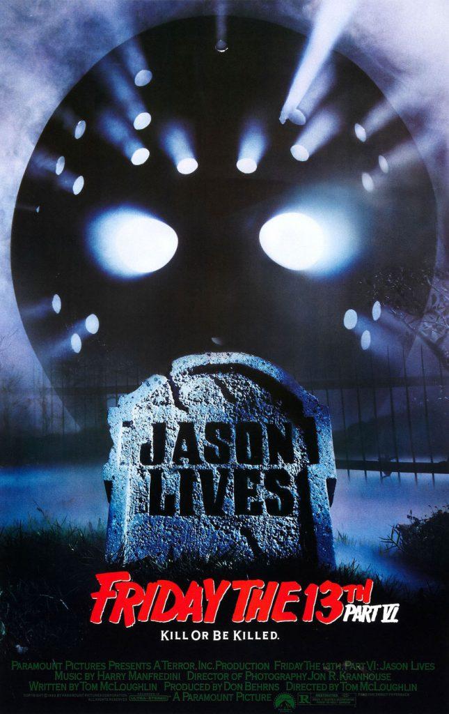 Foto póster de la película Viernes 13 parte VI