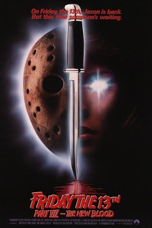 Foto del póster de la película Viernes 13 parte VII