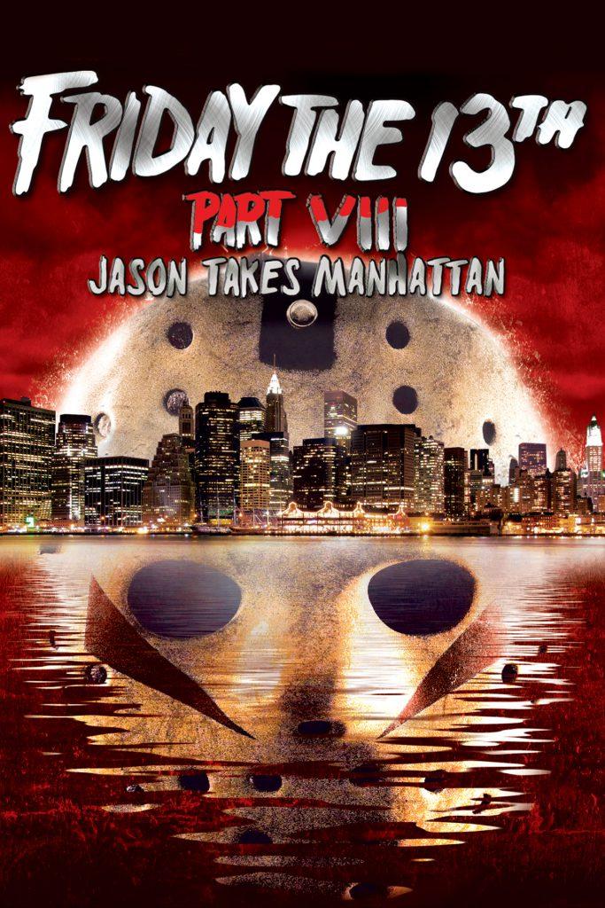 Foto póster de la película Viernes 13 parte VIII