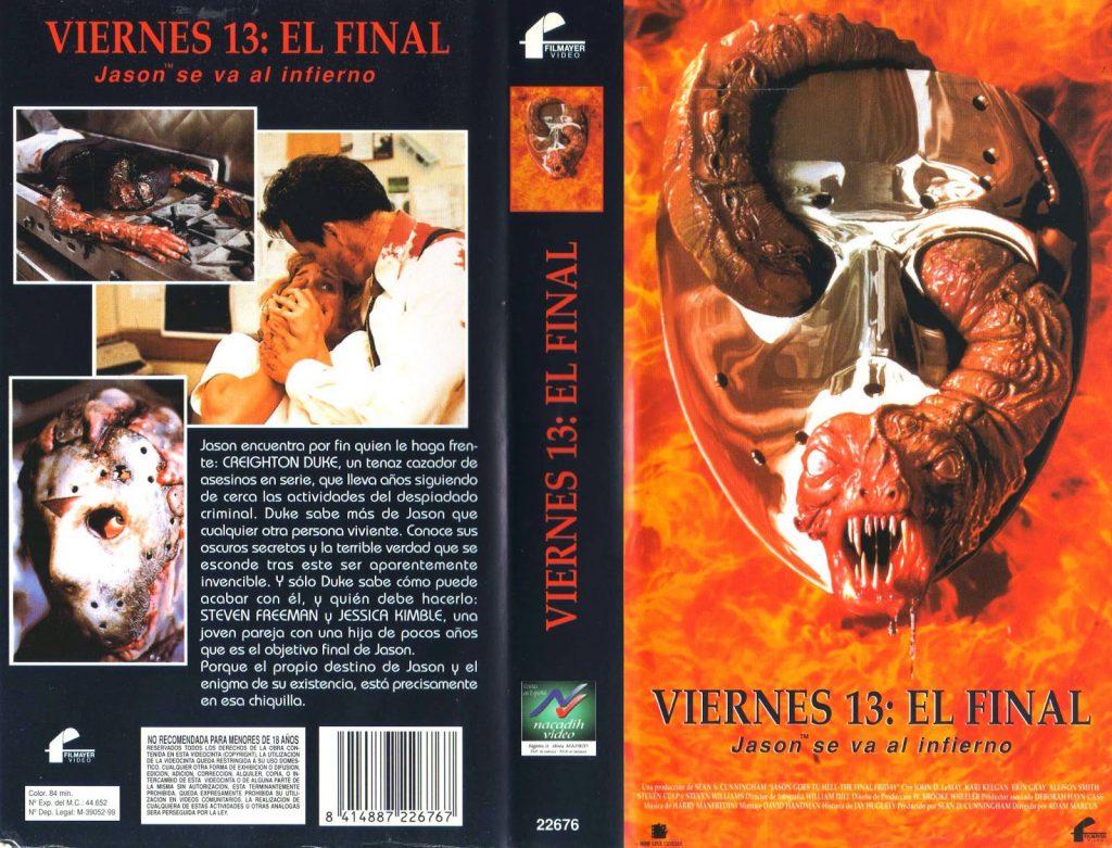 Foto póster película Viernes 13 parte IX
