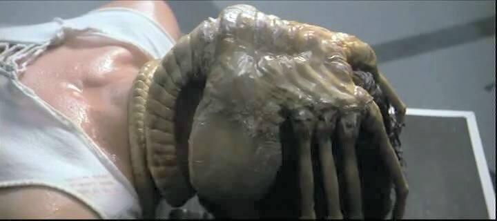 Foto del abrazacaras de alien