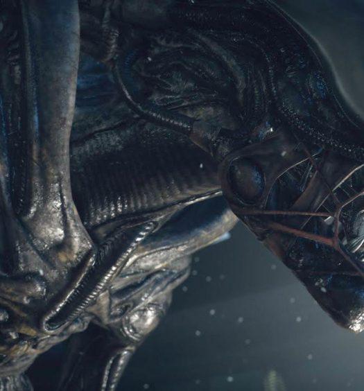 Foto de un Alien