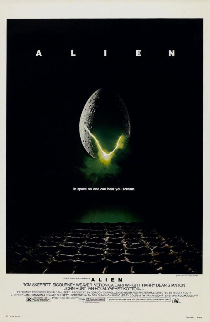 Foto cartel Alien: El Octavo Pasajero