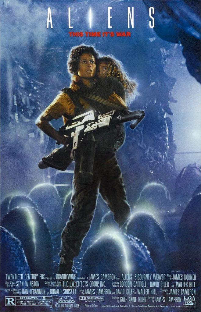 Foto cartel de la película Aliens