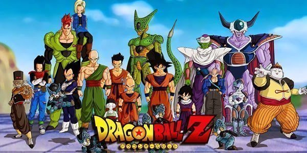 Foto personajes de Dragon Ball Z