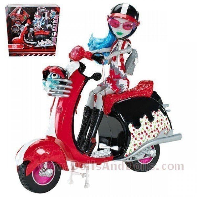 Accesorio para muñeca Monster High de Mattel - Zombimoto