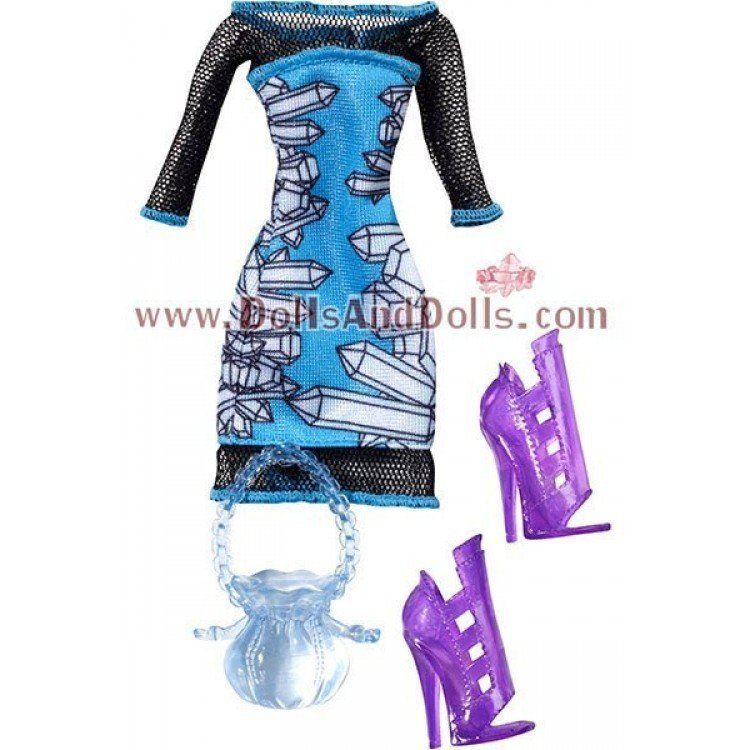 Modas Monster High - Abbey Bominable
