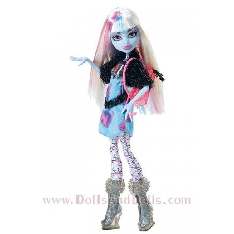 Monster High doll 27 cm - Abbey Bominable