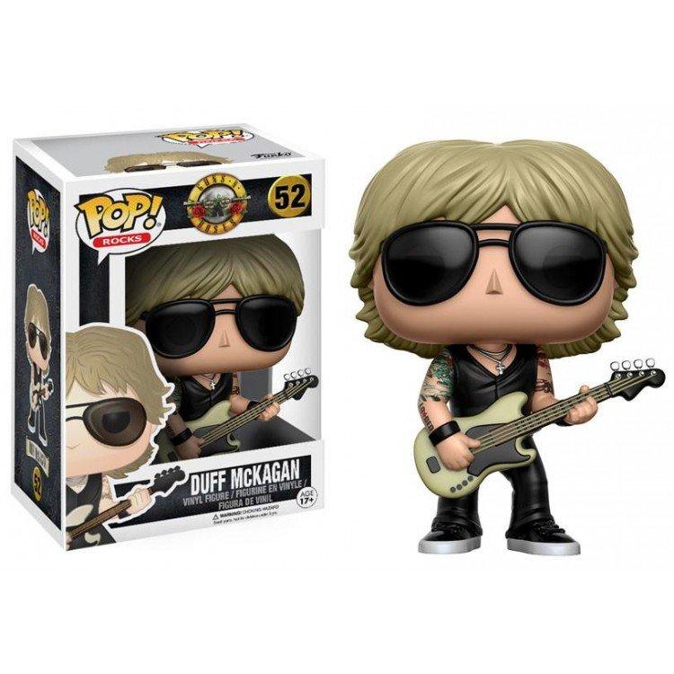 Funko Pop 11361 - Guns ´N´ Roses - Duff McKagan