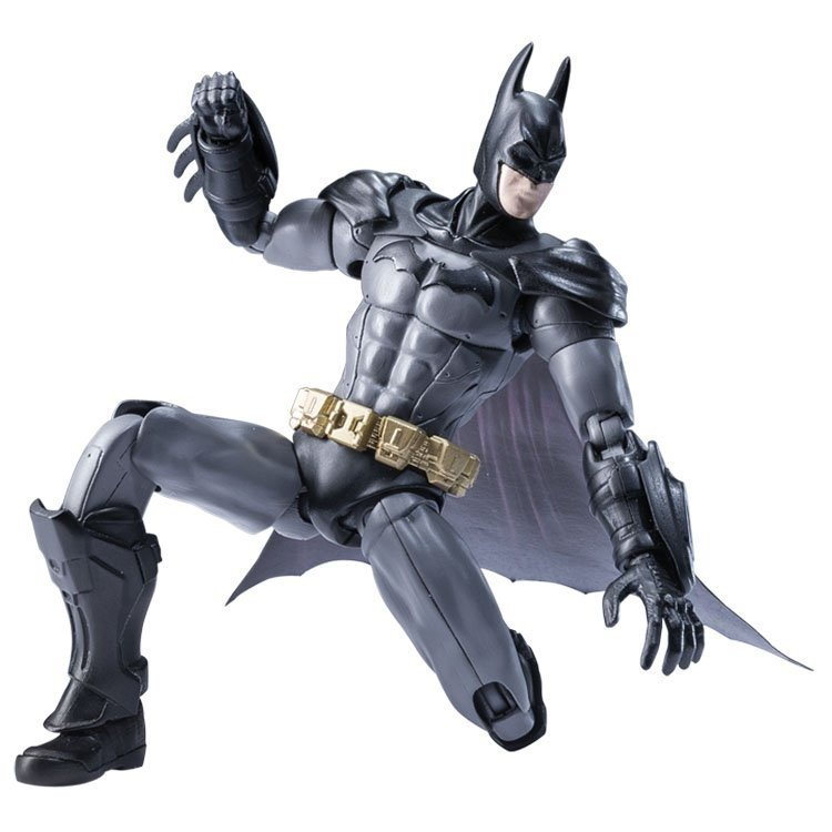 Sprükits - Nivel 2 - Arkham City - Batman