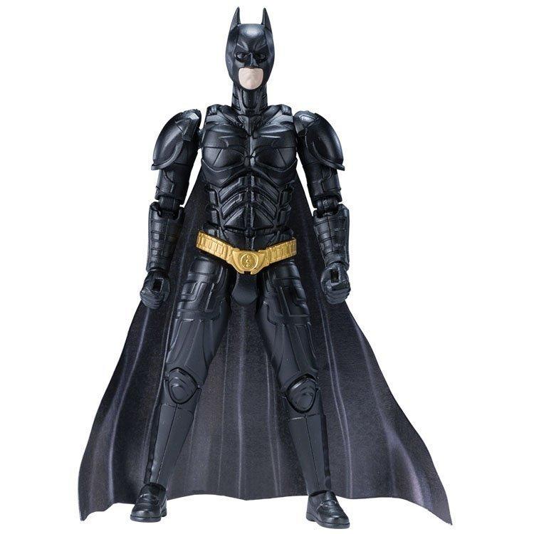 Sprükits - Nivel 2 - El caballero oscuro - Batman