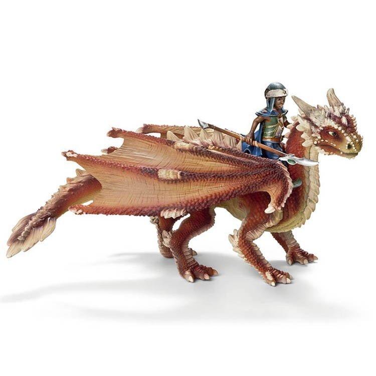 Schleich - Bayala - Joven jinete de dragón