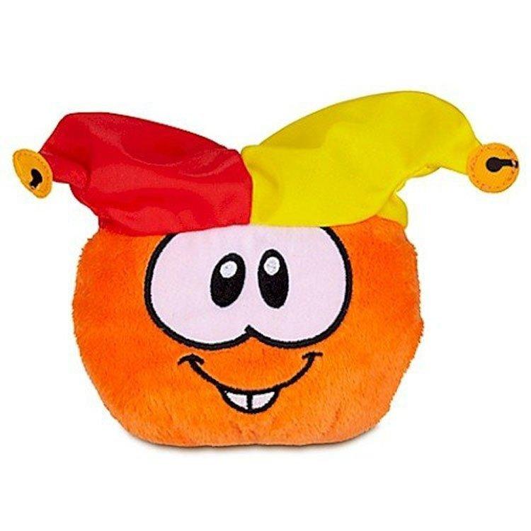 Club Penguin - Serie 12 - Peluche Puffle naranja