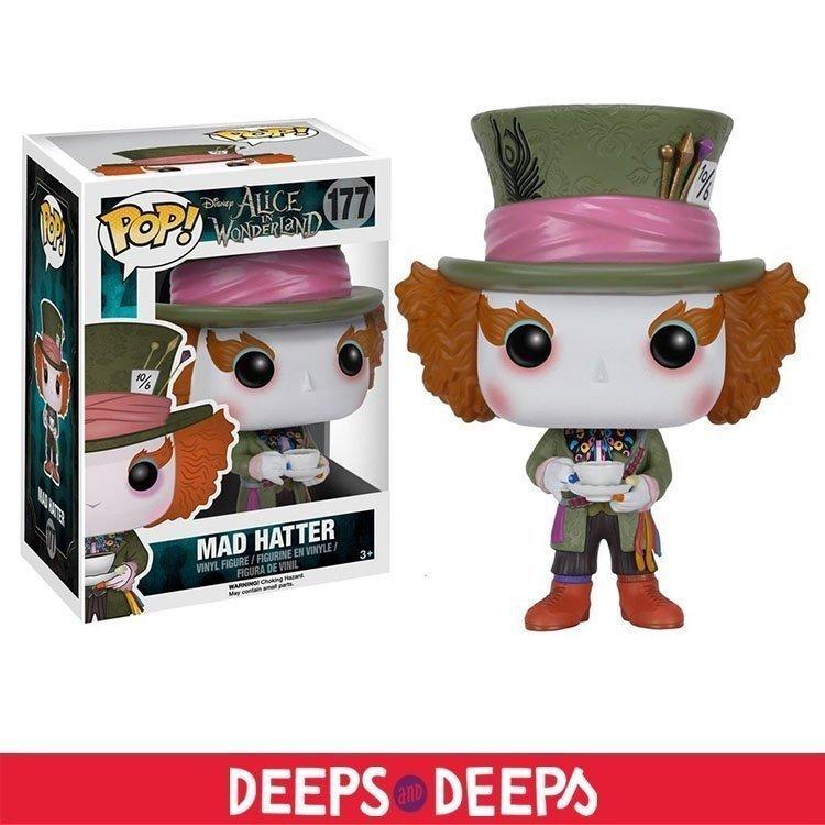 Funko Pop 6709 - Disney - Alicia en el país de las maravillas - Mad Hatter