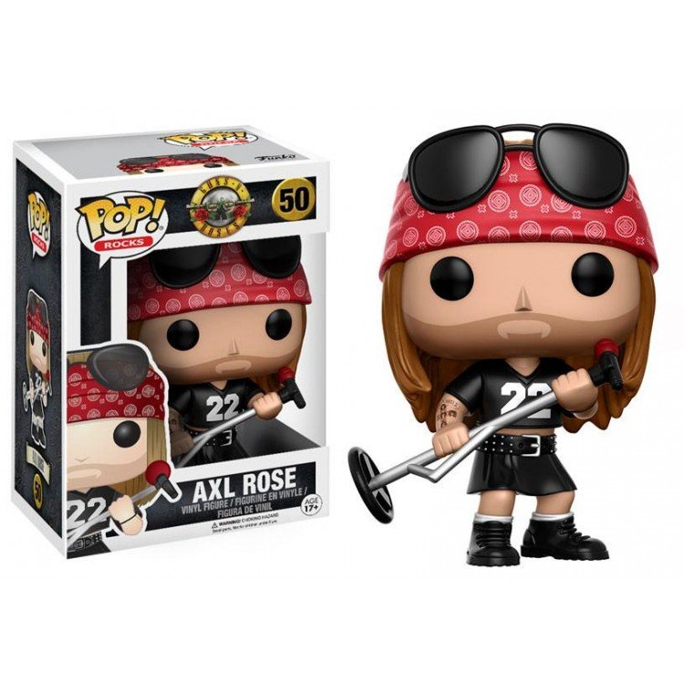 Funko Pop 10688 - Guns´N´Roses - Axl Rose