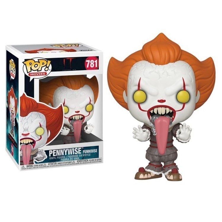 Funko Pop 40631 - It Chapter Two - Pennywise funhouse