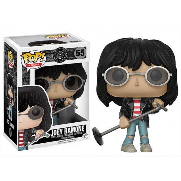 Funko Pop 14350 - Los Ramones - Joey Ramone