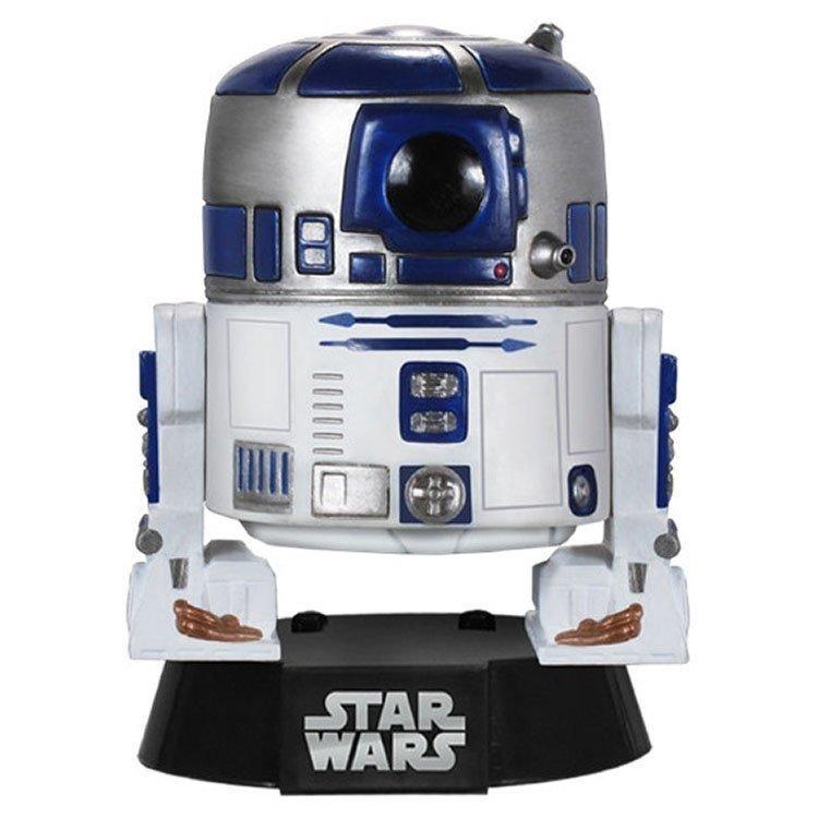 Funko Pop 3269 - Star Wars - R2-D2 - Cabeza oscilante